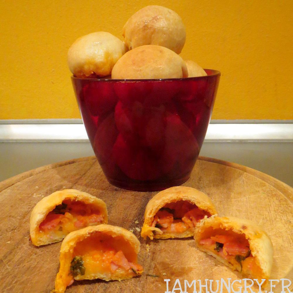 Pizza balls