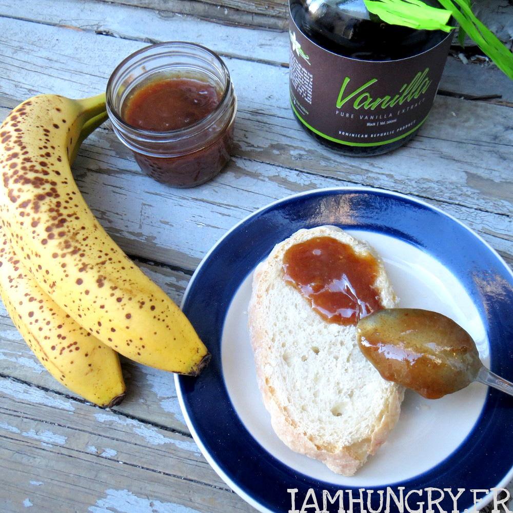 Caramel de banane