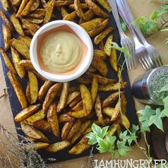 Potatoes carre