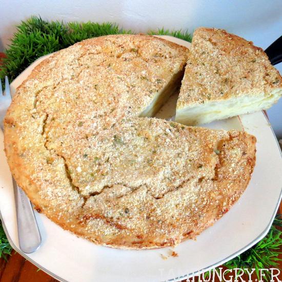 Gâteau de pommes de terre napolitain