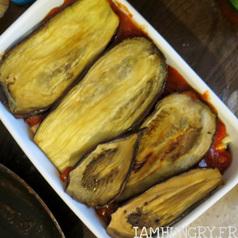 Aubergines parmesanes 3