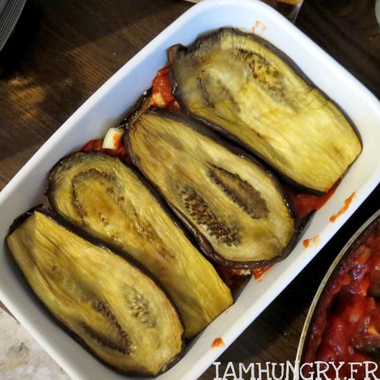 recette aubergine