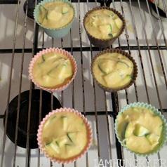 Cake courgette coeur pesto2