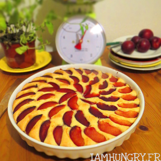 Gâteau aux fruits de Mam