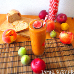 Smoothie fruits ete1