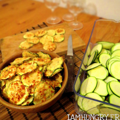 Chips courgettes1