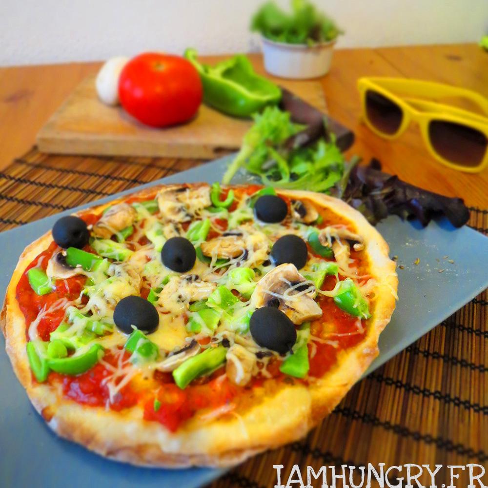 La pizzaan