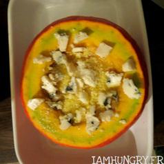 Soupe de potimarron gratinee2