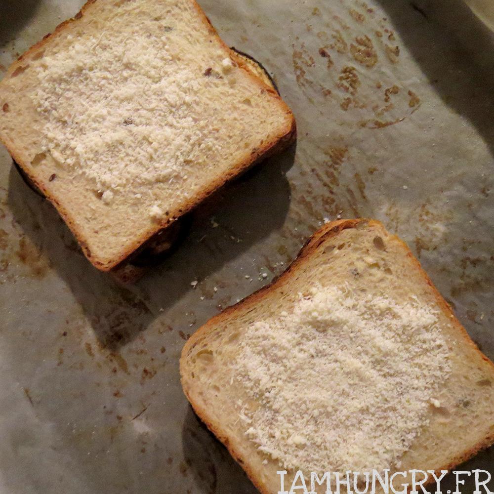 pain de courgette