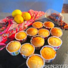 Muffins vegans au citron1
