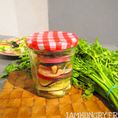 Salade de radis multicolors 1ter