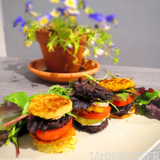 Röstis multi-patates multicolors