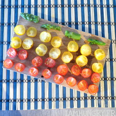 Salade d asperges tomates cerises et feta 3