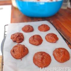 Biscuits croustimoelleux au chocolat 2