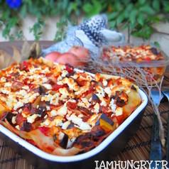 Lasagnes aux legumes de soleil 1