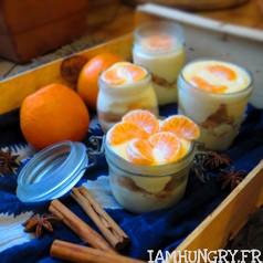 Tiramisu clementines 1