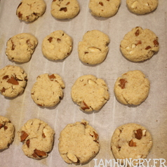 Biscuits okara amande 2