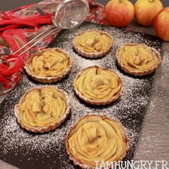 Tartelettes pommes 1a
