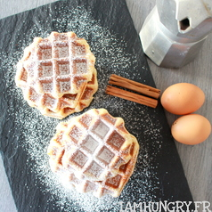 Gaufre liegeoises 1