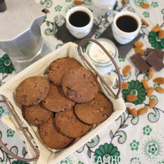 Biscuits okara chocolat 1a