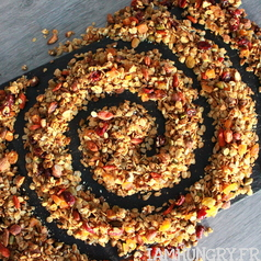 Muesli fruits secs et graines 1