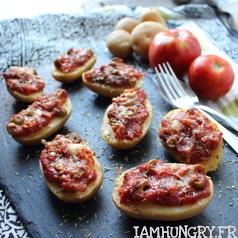 Patate farcie tomate 1e