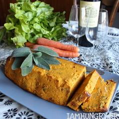 Terrine carotte sauge 1f