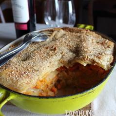 Lasagnes carottes patate douce 1d
