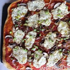 Pizza vegan 1a