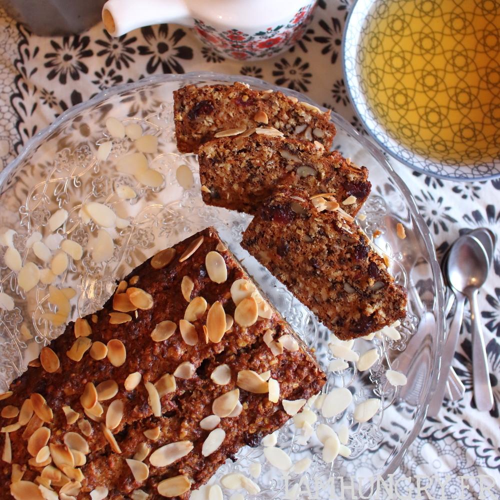 Cake Avoine Fruits Sces