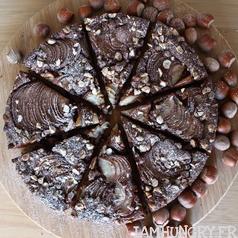 Gateau chocolat poires noisettes 1d