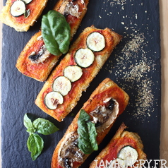 Pizza pain perdu 1b