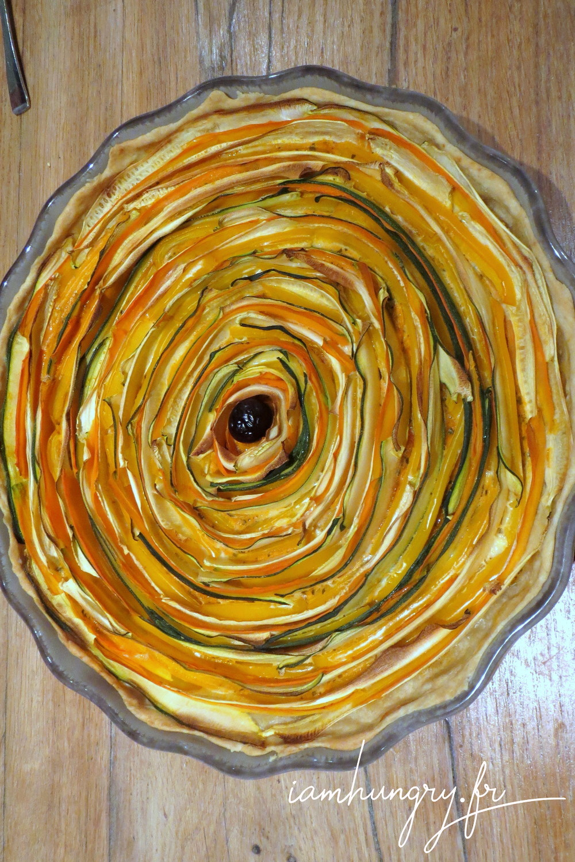 Tarte spirales