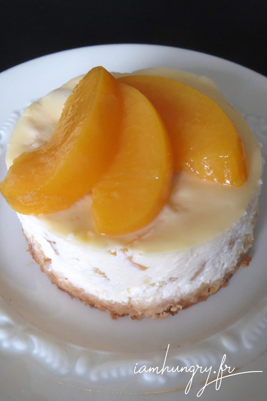 Cheesecake pe%cc%80che
