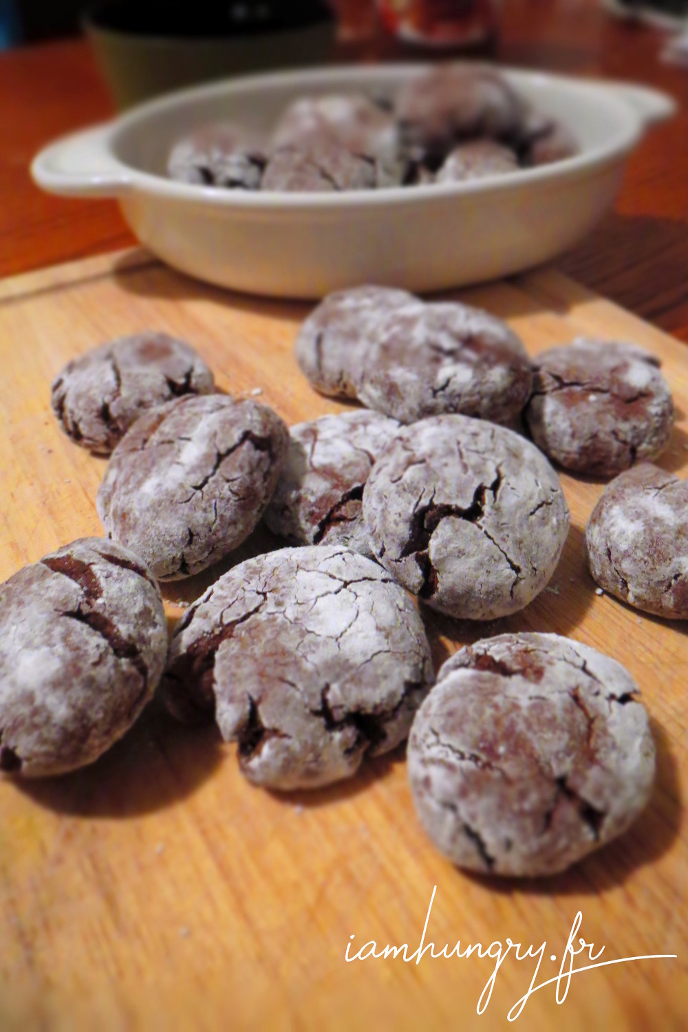 Biscuits cacao