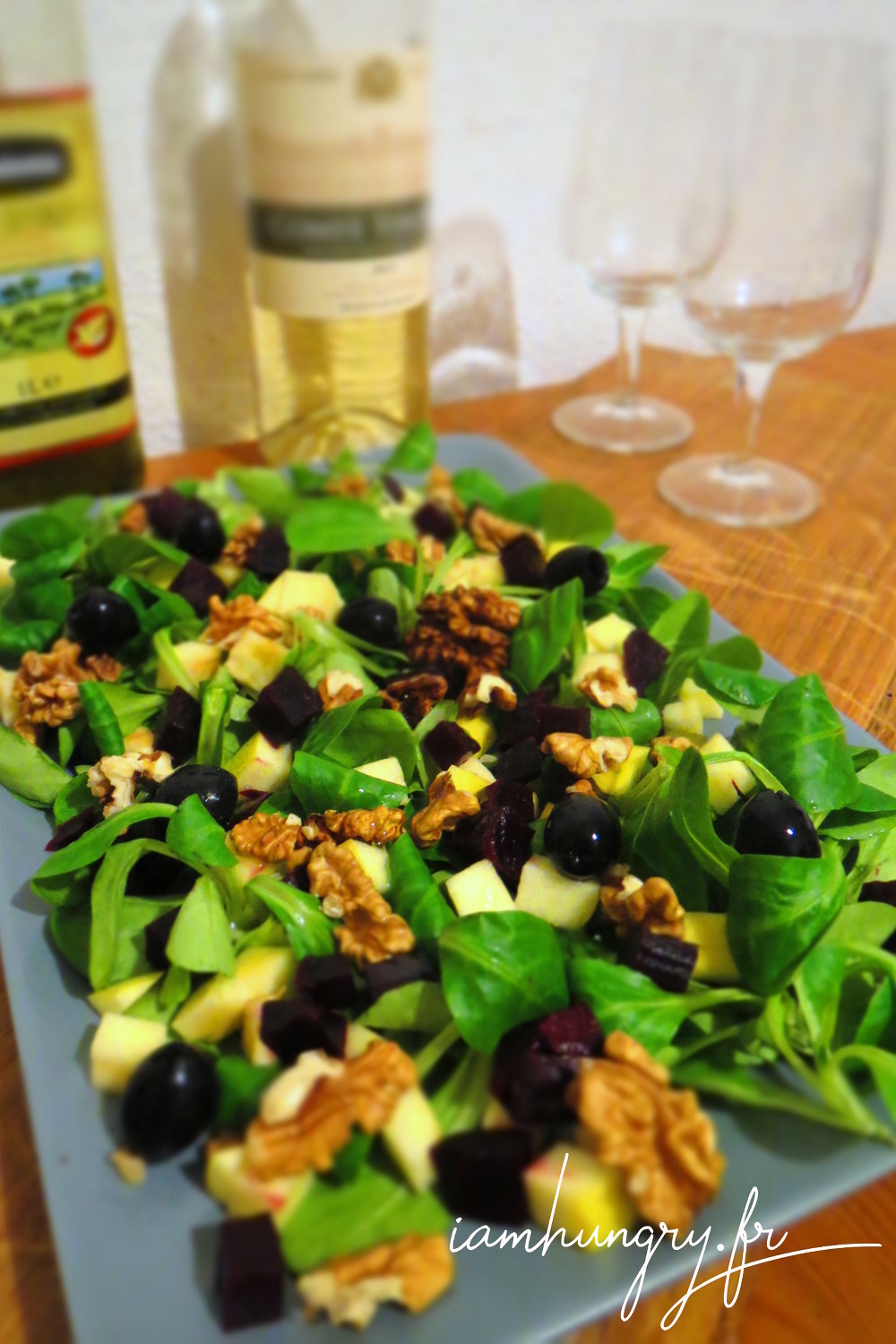 Salade betterave