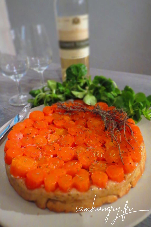 Tatin carottes