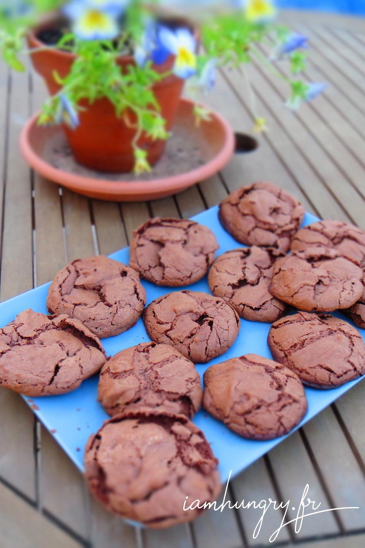 Biscuit chocolat leger