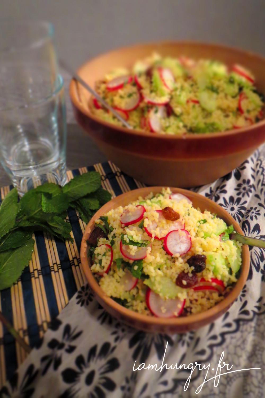 Taboule%cc%81 radis concombre