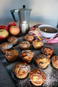 Muffin pommes avoine