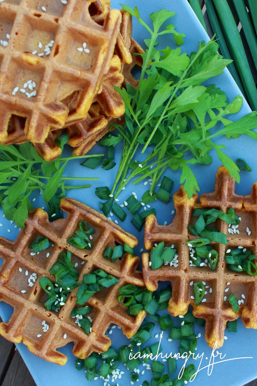 Gaufres carottes 1c