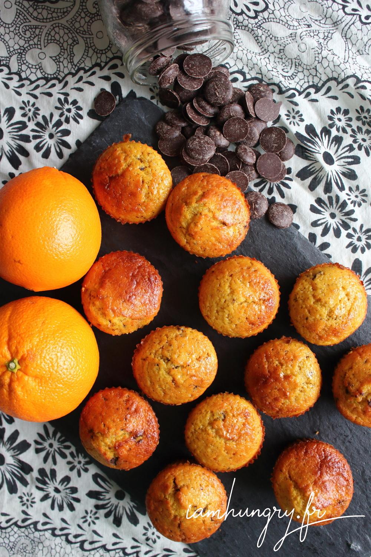 Muffins orange chocolat 1a