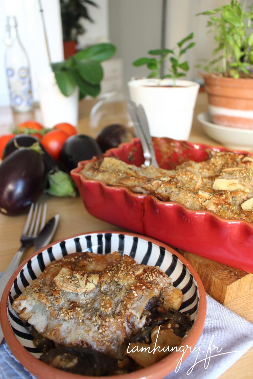 Lasagnes aubergines 1b