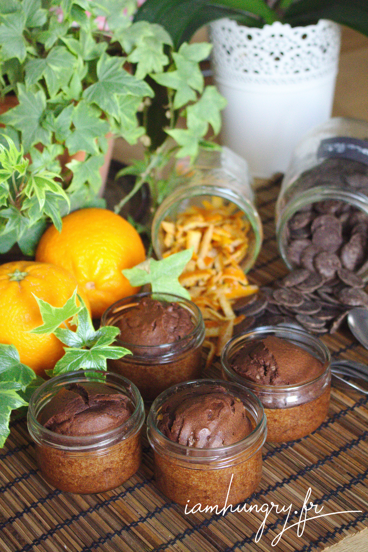Moelleux chocolat ecorces oranges rect