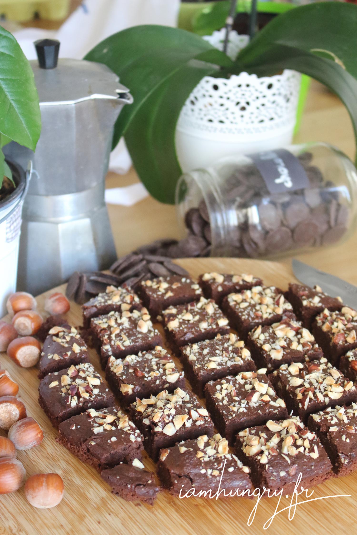 Brownie à l'okara