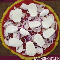 Pizza semoule 2
