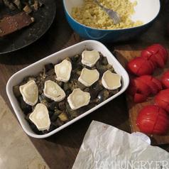 Crumble tomates aubergine4