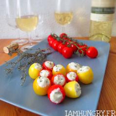 Tomates cerises farcies1