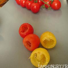 Tomates cerises farcies2