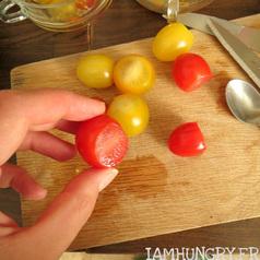 Tomates cerises farcies3